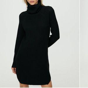 Aritzia Bianca Merino Wool Sweater Dress